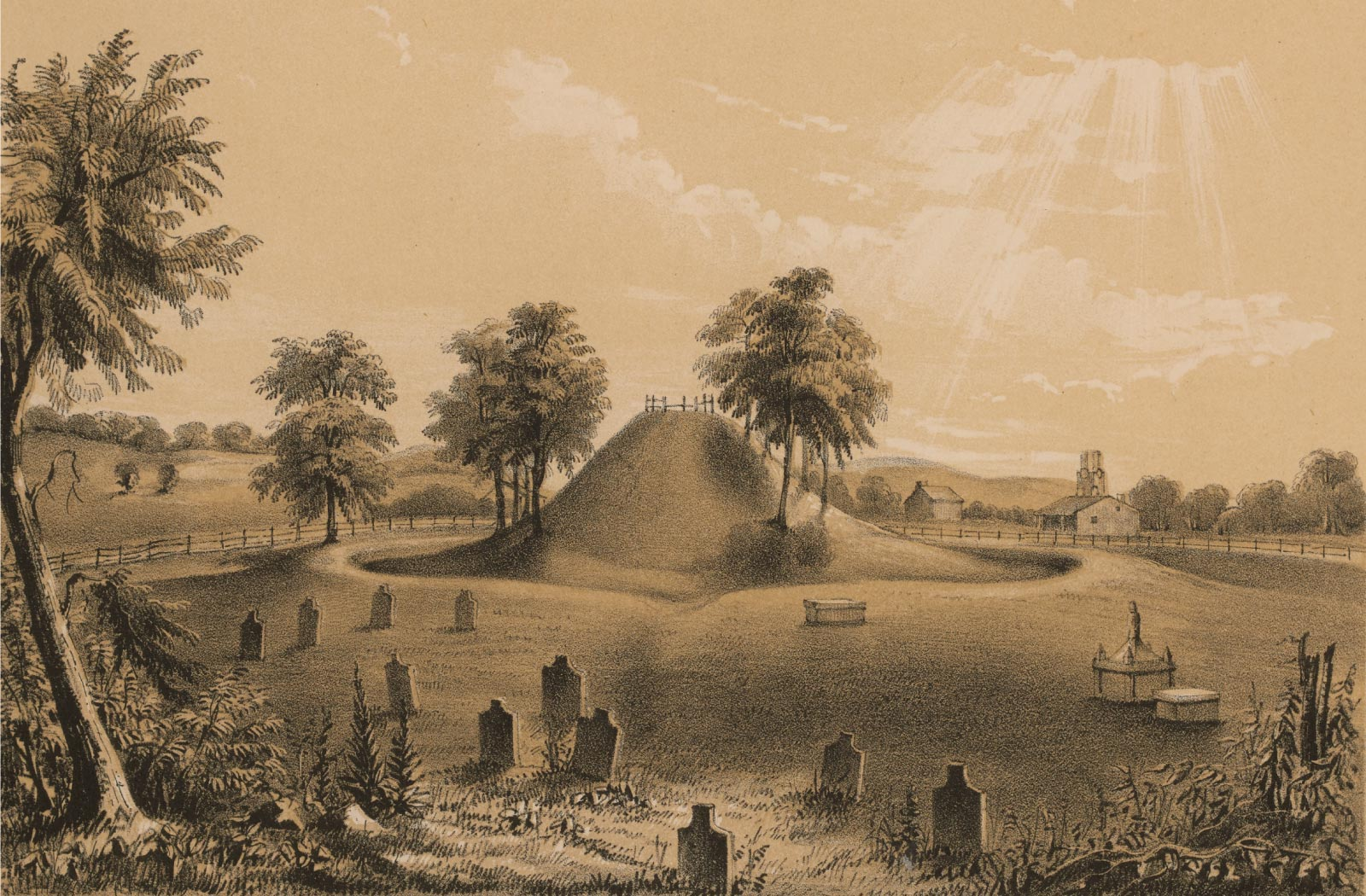 Space, Time, and Religion in Early America